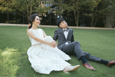 Pre-wedding | Wubio + Jean