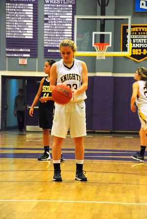 North Henderson Basketball 2014/15