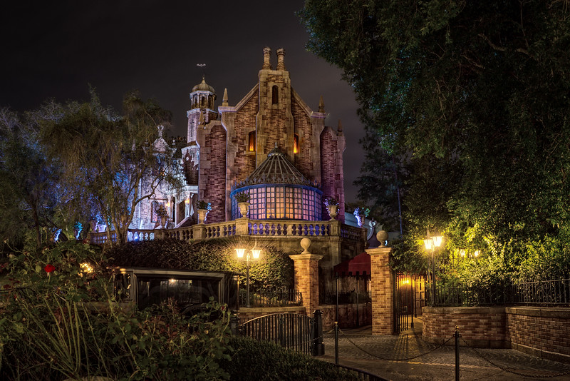 Magic Kingdom: The Abandoned Haunted Mansion