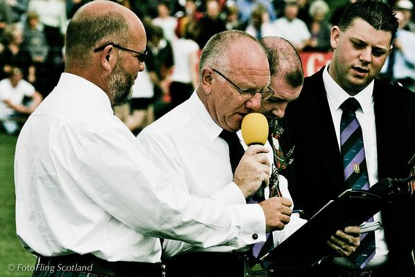The 2007 Crieff Highland Gathering