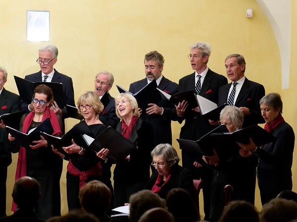 Coro del Bric - Accademia di Musica di Pinerolo, 9 dicembre 2014