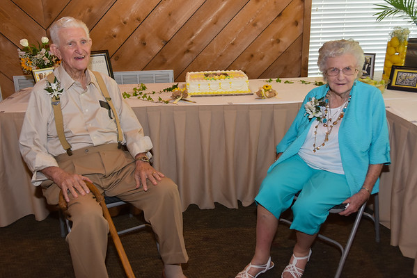 John and Norma 90th Birthday