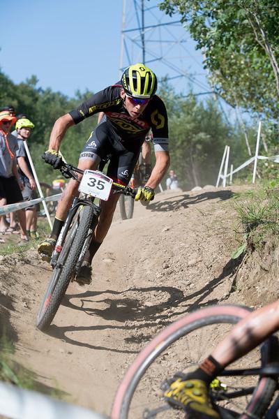 Andri Frischknecht (Sui) Scott-SRAM MTB Racing