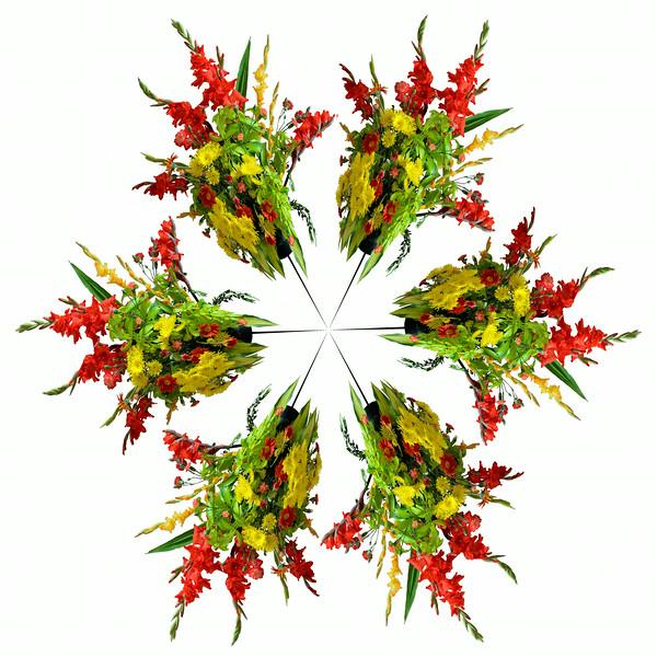 Aldbourne Flowers~7307-1pcr.