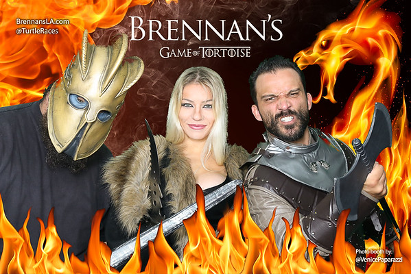 05.19.19 Game of Thrones finale at Brennan's.