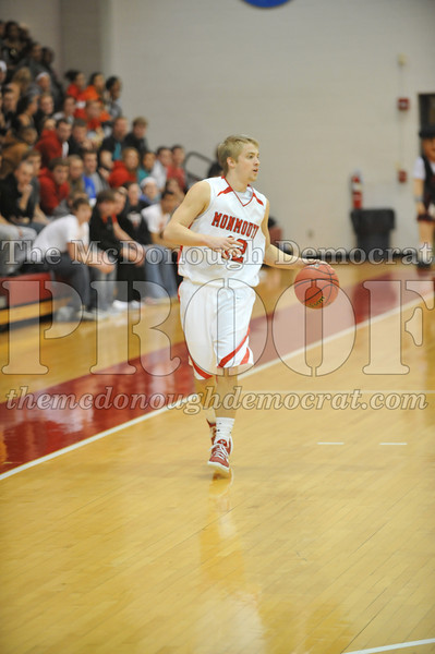 Coll Bb B Monmouth vs Grinnell 01-25-12