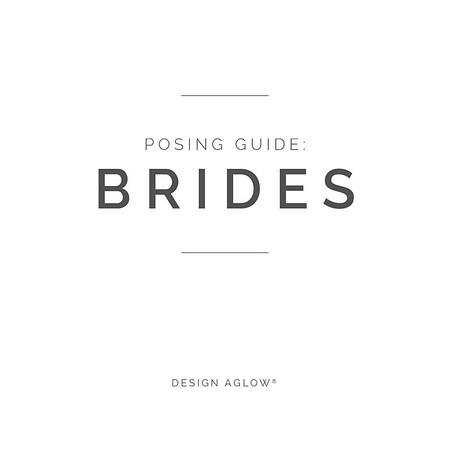 Bride Posing Guides