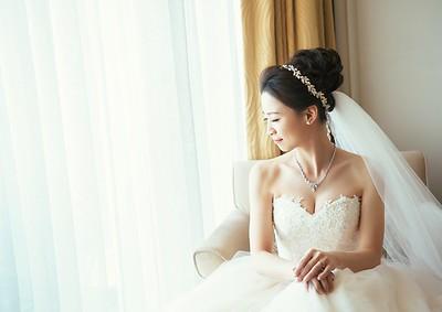 wedding day - The Okura Prestige Taipei
