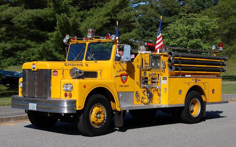 Retired Engine 3.  1976 Maxim S.  1000 / 500