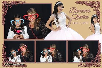 Bianca's Quiñce