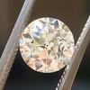 1.43ct Old European Cut Diamond GIA K SI1 17