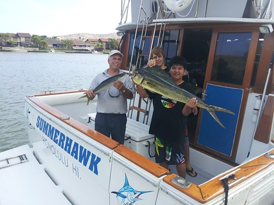 1st Annual OCC Fishing Tournament 10-22-2011