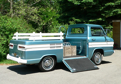 61 Corvair Rampside