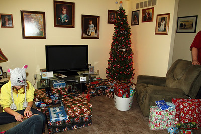 Christmas at Mom and Dad's