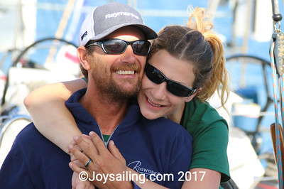 2017 Newport to Ensenada Race - Friday Starts