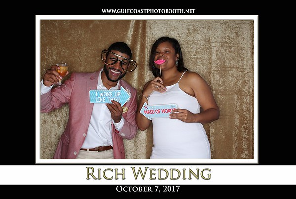 Xen Rich Wedding 2017