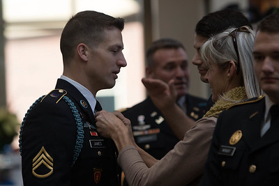December 2017 - ROTC Ceremony
