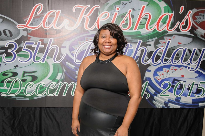 Lakeisha Woods Birthday Celebration
