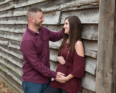 Neil and Haley Newborn Announcement