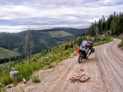 Day 27, July2, North Idaho