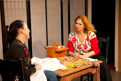 Christmas Belles - Rehearsal Nov 2, 2009