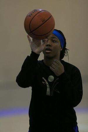 Basketball On the Bayou