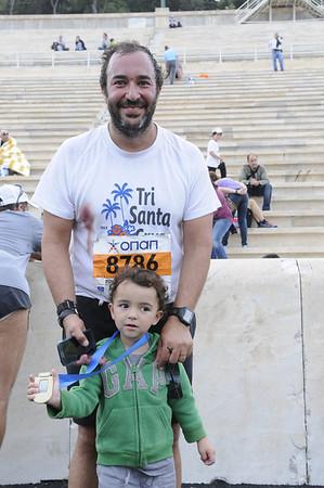 Athens Marathon 2013