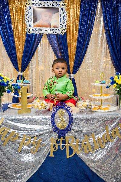 Sriram Kukatla 1st Birthday