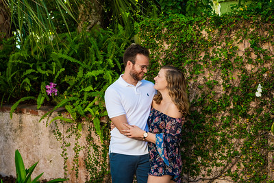 Tess and Felix Engagement Session - May 2020