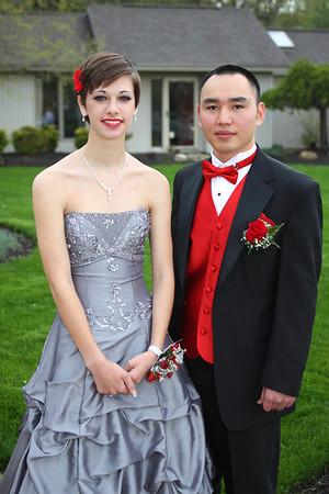 NRidgeville Prom 2011