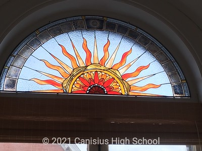 Stained Glass, Center for the Arts, Spring 2019