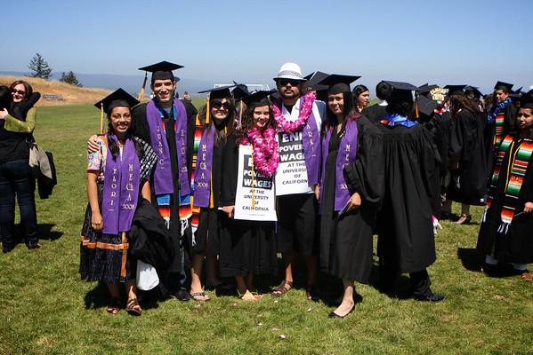 UCSC ChicanoLatino Graduation