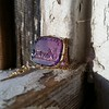 'Push Along' Purple Glass Pendant, by Seal & Scribe 4