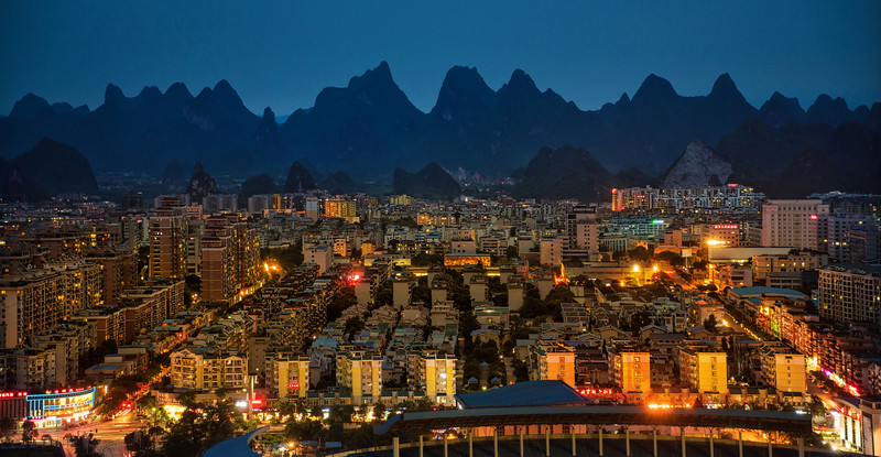 """14 - Trey Ratcliff - """"a movie set, like in a school play that never happened"""""""