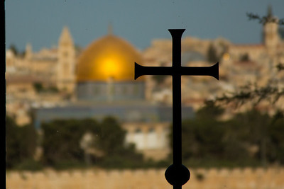 Jerusalem - Dominus Flevit