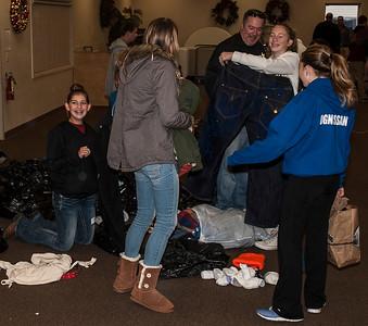 Homeless outreach - Dec 2014