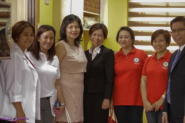 Bayan ni Juan Inauguration | Dental Clinic CF2