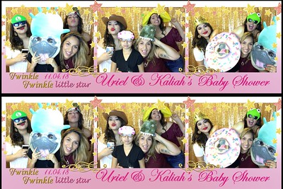 Kaliah & Uriel's Baby Shower