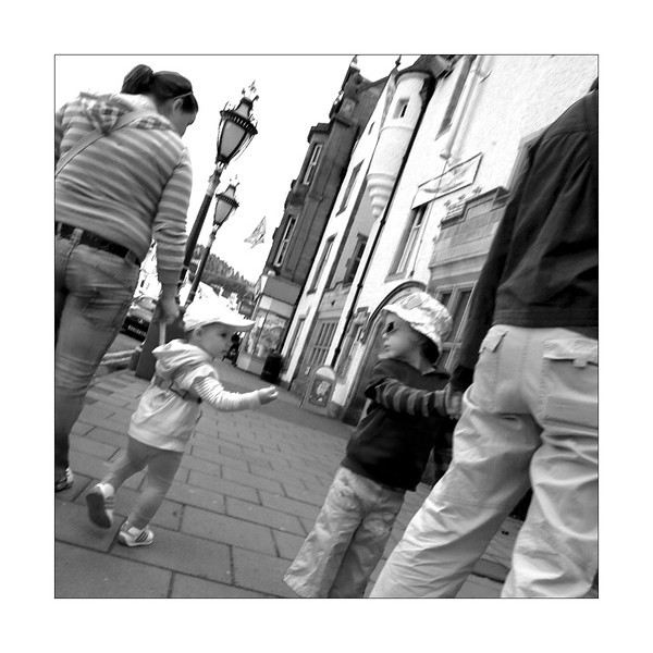 Communication - Peebles - Shooting from the Hip