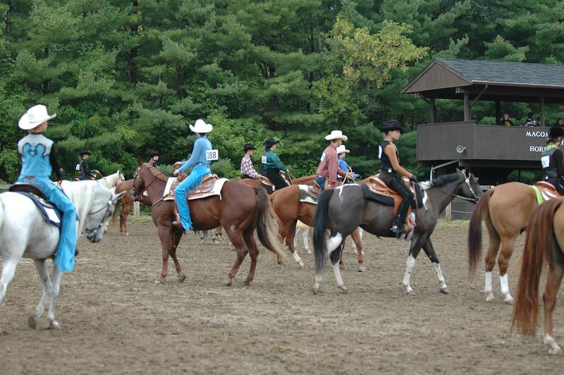 St. Clair Equestrian Team