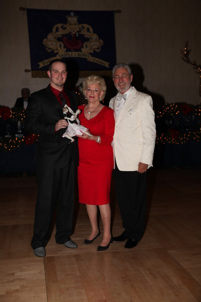 Saturday Evening Top Awards, Pro Open Events & Tango Show