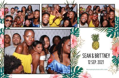 9/12/21 - Sean & Brittney Wedding