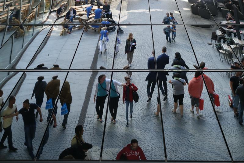 ceiling reflection - Leipzig