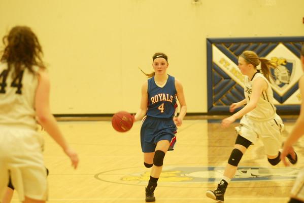 Watertown-Mayer girls basketball playoffs