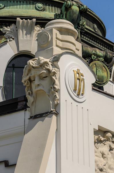 Vienna - Otto Wagner, part two (Wiener Stadtbahn)