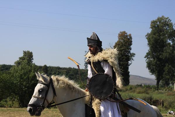 Horse show Banfi Castle August 2011