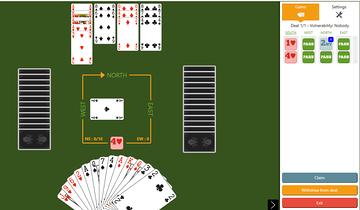 Funbridge screenshot