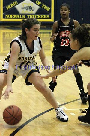 2009 Girls Basketball / Fostoria Varsity