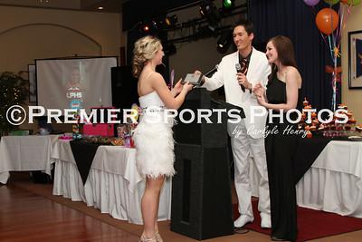 LPHS Cheerleading Banquet 2011
