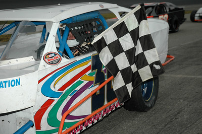Thompson Speedway 9-7-08 Victory Lane